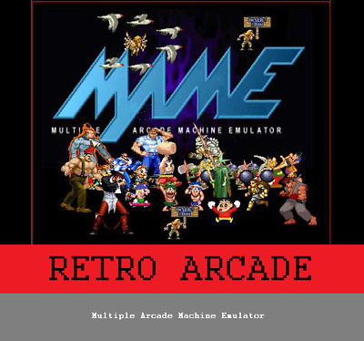 MAME / PC / Over 1000's Games / WIN 7 8 & 10 (PC DOWNLOAD)