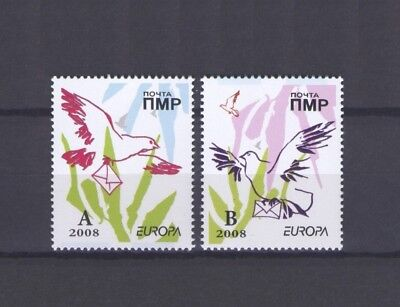 Pridnestrovie(Pmr), Europa 2008, The Letter, Mnh