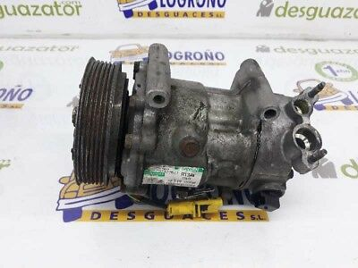 Compresor aire acondicionado CITROEN c4 berlina vtr plus 2004 9651910980 731231