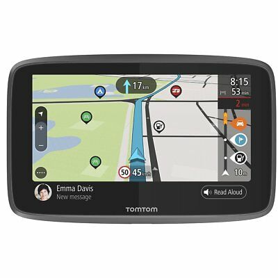 TomTom GO Camper World, 6 Zoll (15,24 cm) Touchscreen Display, WiFi für Updates