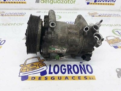 Compresor aire acondicionado CITROEN C4 berlina vtr plus 2004 9651910980 730076