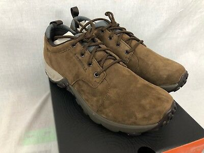 NEW MERRELL JUNGLE Lace Moc Ac+  Herren Dark Earth Moc Lace Schuhes Sneaker Hike ... aca341