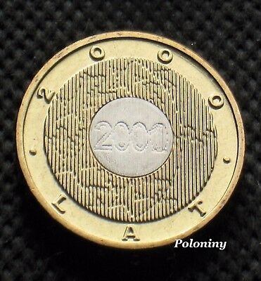 Commemorative Coin Of Poland - The Year 2000 - The Turn Of Millenniums (Mint)