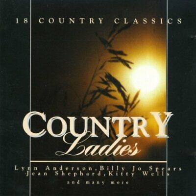 Various - Country Ladies - Various CD 72VG The Cheap Fast Free Post The Cheap