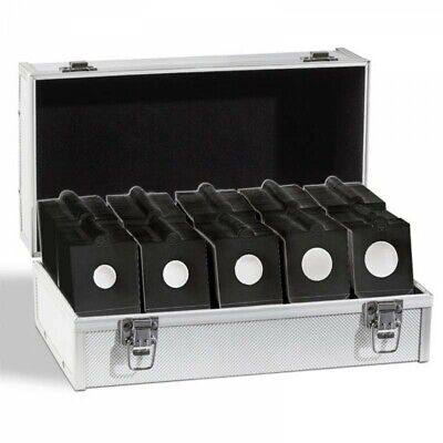 LIGHTHOUSE 347455 Assorted coin holders black, 1,000, self-adhesive, each 100 x