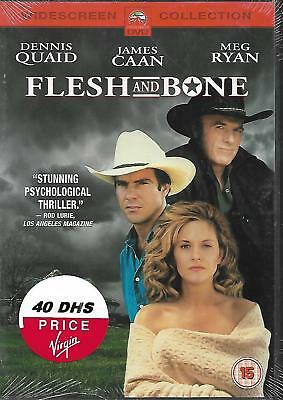 Flesh and Bone DVD NEW and SEALED Meg Ryan Dennis Quaid James Caan