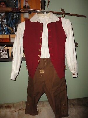 Boys Colonial Reenactment Outfit