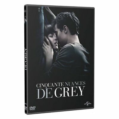 DVD - Cinquante Nuances de Grey DVD - Dakota Johnson, Jamie Dornan, Jennifer Ehl
