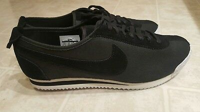 brand new 7fd16 c58dc Nike Cortez 72 Black White Men s casual shoes Retro Sneakers Size 11  863173001