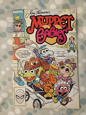 Jim Henson's Muppet Babies comic book