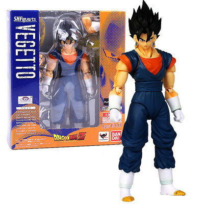 """6"""" S.H.Figuarts Dragon Ball Z Vegetto Figure Collection Toy New in Box"""