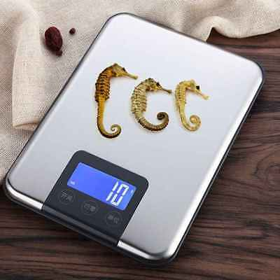5KG 15KG 1g Digital Kitchen Scale Food Diet Weight Precise Electronic Scale