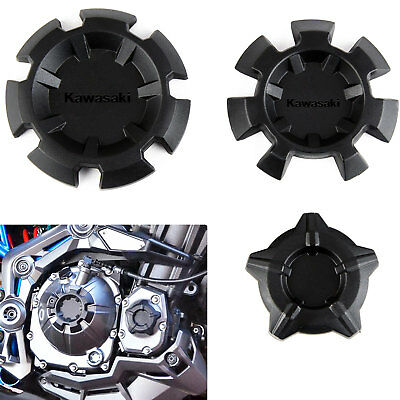Kawasaki Z 900 ABS 2017-2018 Engine Cover Case Stator Crankcase Protector Black