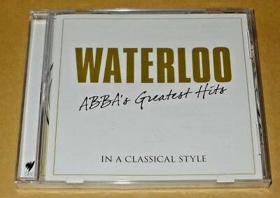 Waterloo: ABBA's Greatest Hits in a Classical Style by Various Artists (CD, Apr-