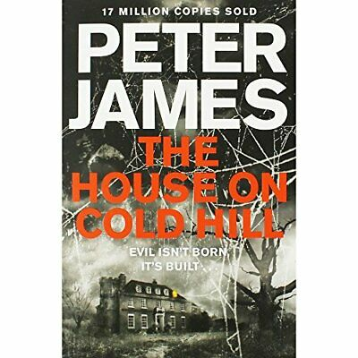 Peter James The House On Cold Hill Book The Cheap Fast Free Post