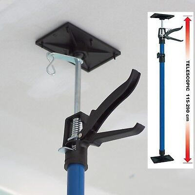 Telescopic Pole 115 - 290 CM,Handed Support,Ceiling Support,Telescopic Support