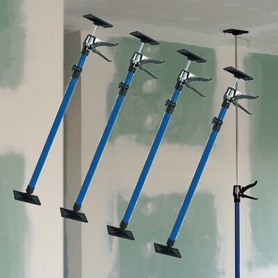 4 Fold Aid Telescopic Poles Set Handed Support, Ceiling Support