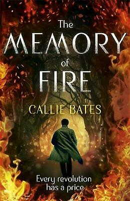 Memory of Fire: The Waking Land Book II by Callie Bates Paperback Book Free Ship