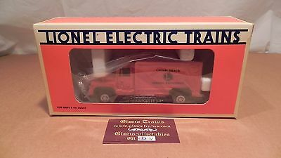 Lionel 6-18423 On Track Step Van O Scale