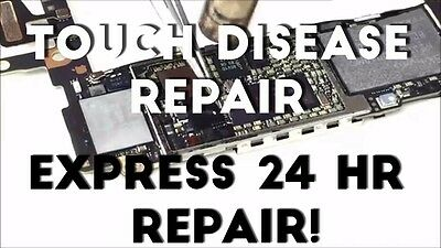 Apple iPhone 6 & 6 Plus Digitizer / Screen Touch Disease IC repair FULL SERVICE!