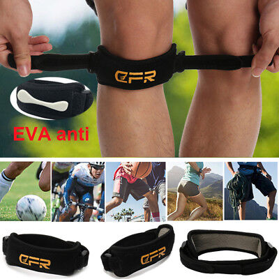 Adjustable Knee Support Patella Strap Band Tendon Brace Relieve Pain Sports CH