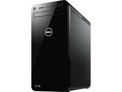 Dell XPS 8930 VR Gaming Desktop i7-8700 3.20 GHz 8GB 16GB 1TB HDD GT1030 2GB