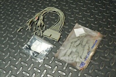 HP Agilent POD 4 DATA + M CLOCK, 5090-4356 & 5959-9334 Accessories Kit