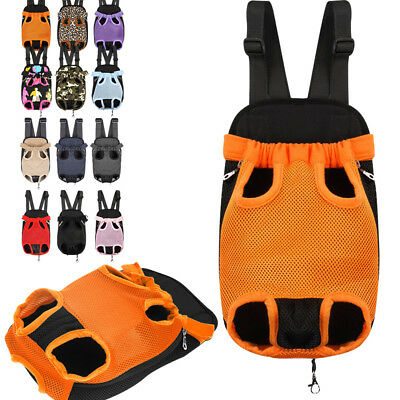 New Pet Dogs Puppy Cats Front Tote Carrier Shoulder Bag Carry Backpack Apparel