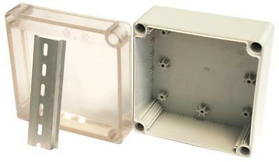 Hylec - DN15T - Ip66, General Purpose Enclosure, T Lid