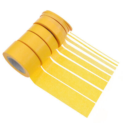 2/3/6/9mm 12/18/24/30mm Masking Tape for Hobby Painting Crafts DIY Accessories