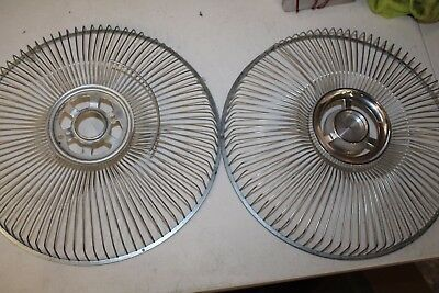 "Vintage Metal Grid Fan for Lasko 12"" Replacement part Only"