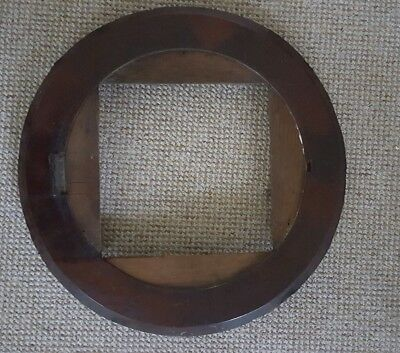 """Antique Wall Clock Dial Surround. Takes 14"""" dial"""