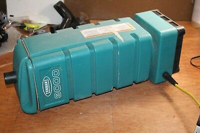 Tennant 3000 Backpack Backpac Back Pac Vacuum Vac motor unit ONLY As-IS