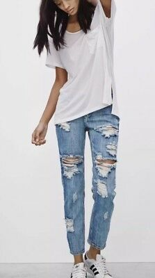 1f93506f54e NWT WOMEN S ONE Teaspoon Blue Hart Lonely Boys Size 23  138 -  73.47 ...
