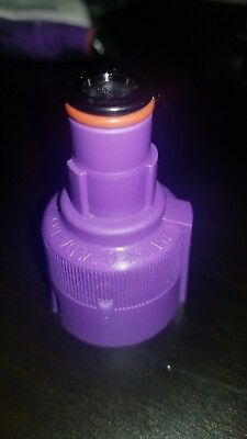 ISOFLURANE Vaporizer FILLER ADAPTER  DATEX OHMEDA