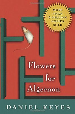 Flowers for Algernon by Keyes, Daniel Book The Cheap Fast Free Post