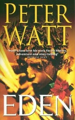Eden: The Papua Series 2 by Watt, Peter Book The Cheap Fast Free Post