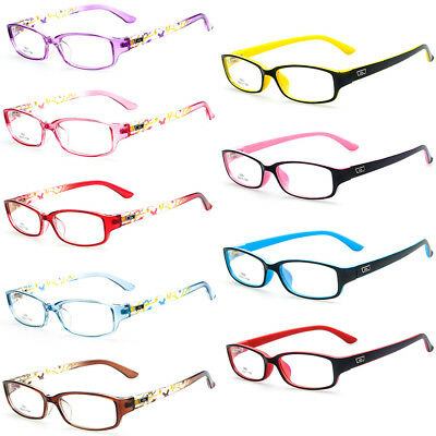 Fashion Optical Eyewear Children Glasses Kids Multi-Color Myopia Eyeglass Frame
