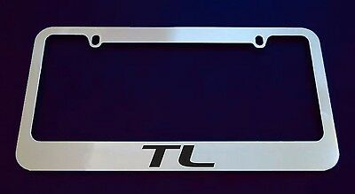 ACURA LICENSE PLATE Frame Cool Personalized Custom Chrome License - Acura tl license plate frame