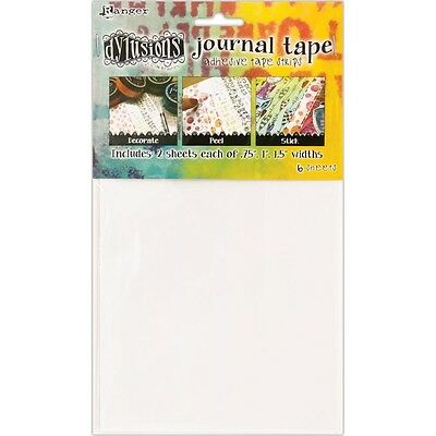 Dyan Reaveley's Dylusions Journal Tape Strips