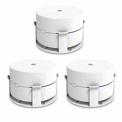 3PCS Wall Mount Bracket for Google Wifi Router stability Wall Protective Holder