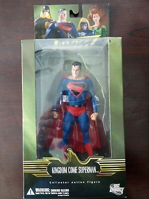 DC Direct - JSA Kingdom Come: Superman Collector Action Figure (New in Box)