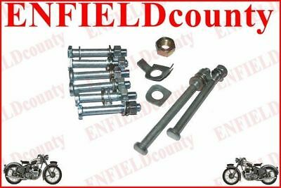 Crank Engine Chamber Case Bolt Kit Vespa Px125/px150/px200/stella/star/lml @au