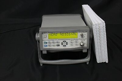 Agilent 53152A /001 46GHz Microwave Frequency Counter Power Meter