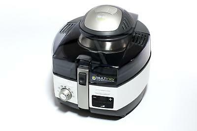 DeLonghi MultiFry Extra Chef Plus FH1396/1 Heißluftfritteuse Fritteuse 593023