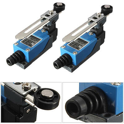 Limit switch Rotary Adjustable Roller Lever Arm Mini Limit Switch Momentary GFC