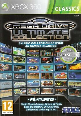 Sega Mega Drive Ultimate Collection Classics(Xbox 360) - Game  AAVG The Cheap