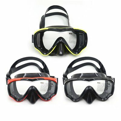 Anti Fog Silicone Diving Mask Goggles Swimming Equipment For Kids Child New RM
