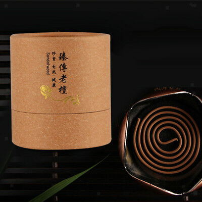 Box 48 Pieces Coil/Spiral Incenses Home Toilet Fragrance Odor Removal 04