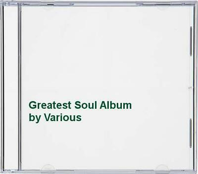 Various - Greatest Soul Album - Various CD WZVG The Cheap Fast Free Post The